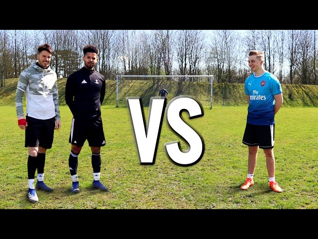 ChrisMD Vs The F2 | The ULTIMATE Sunday League Footballer