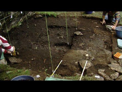 SCAVI ARCHEOLOGICI A PASSO GIAU, estate 2021-3