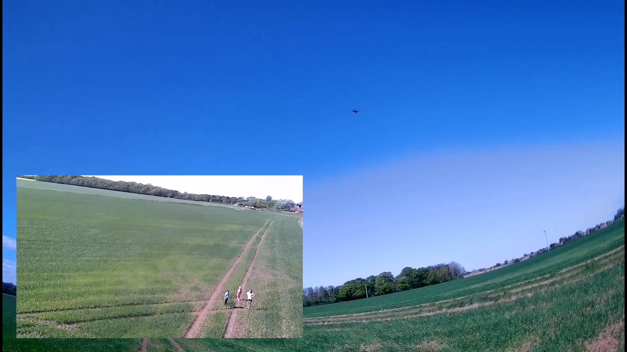 HolyStone HS161 FPV Flight фото