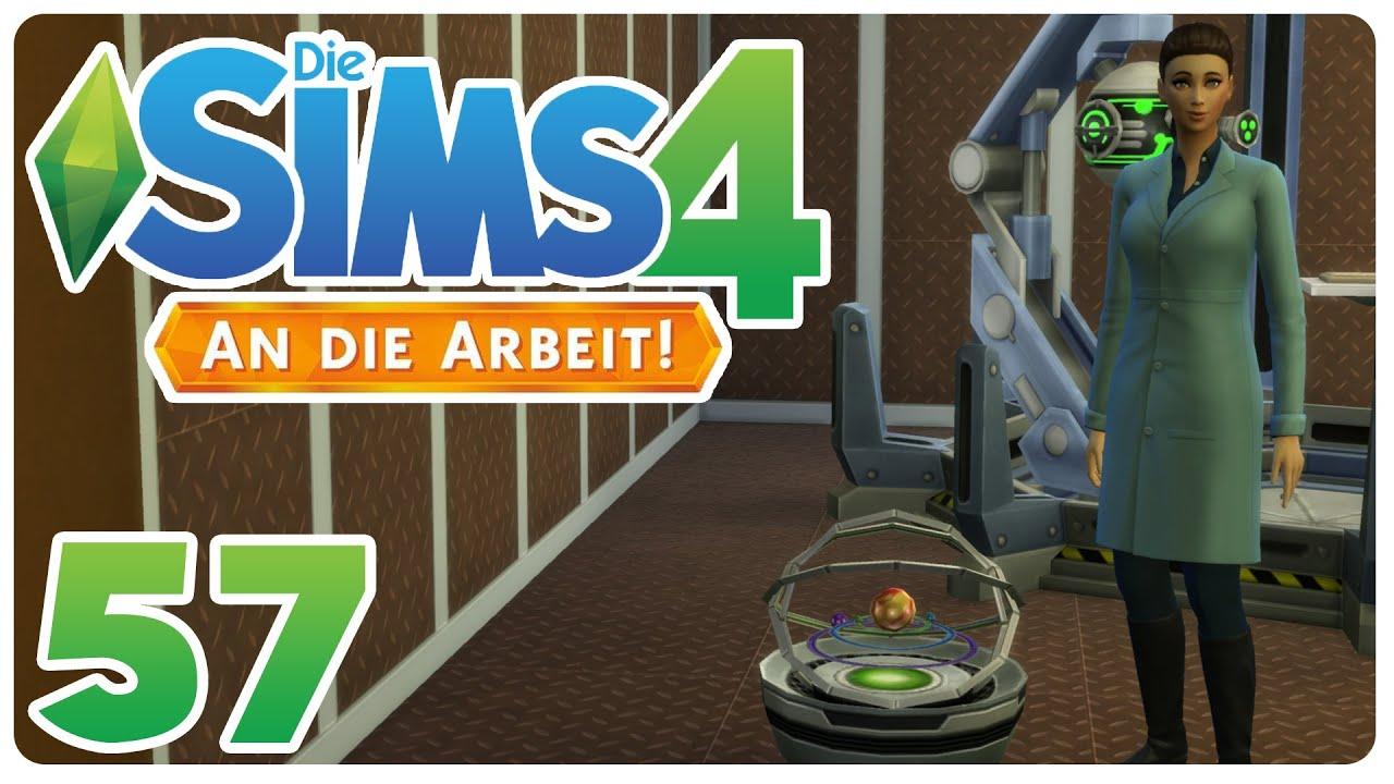 Kurztest: Die Sims 4 - An die Arbeit