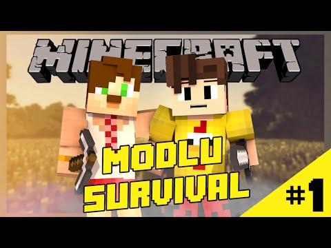 Minecraft Evi Game Of Mods Videoları