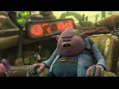 Trolls - Ain't Happy (Gorillaz)