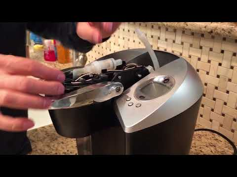 Keurig Fix - Part 2: Cleaning the Check Valve