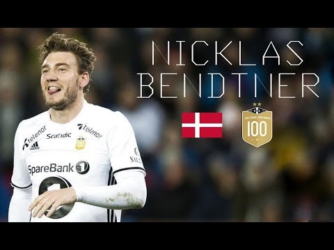 NICKLAS BENDTNER - The Lord Is Back - Goals & Skills - Rosenborg BK 2017
