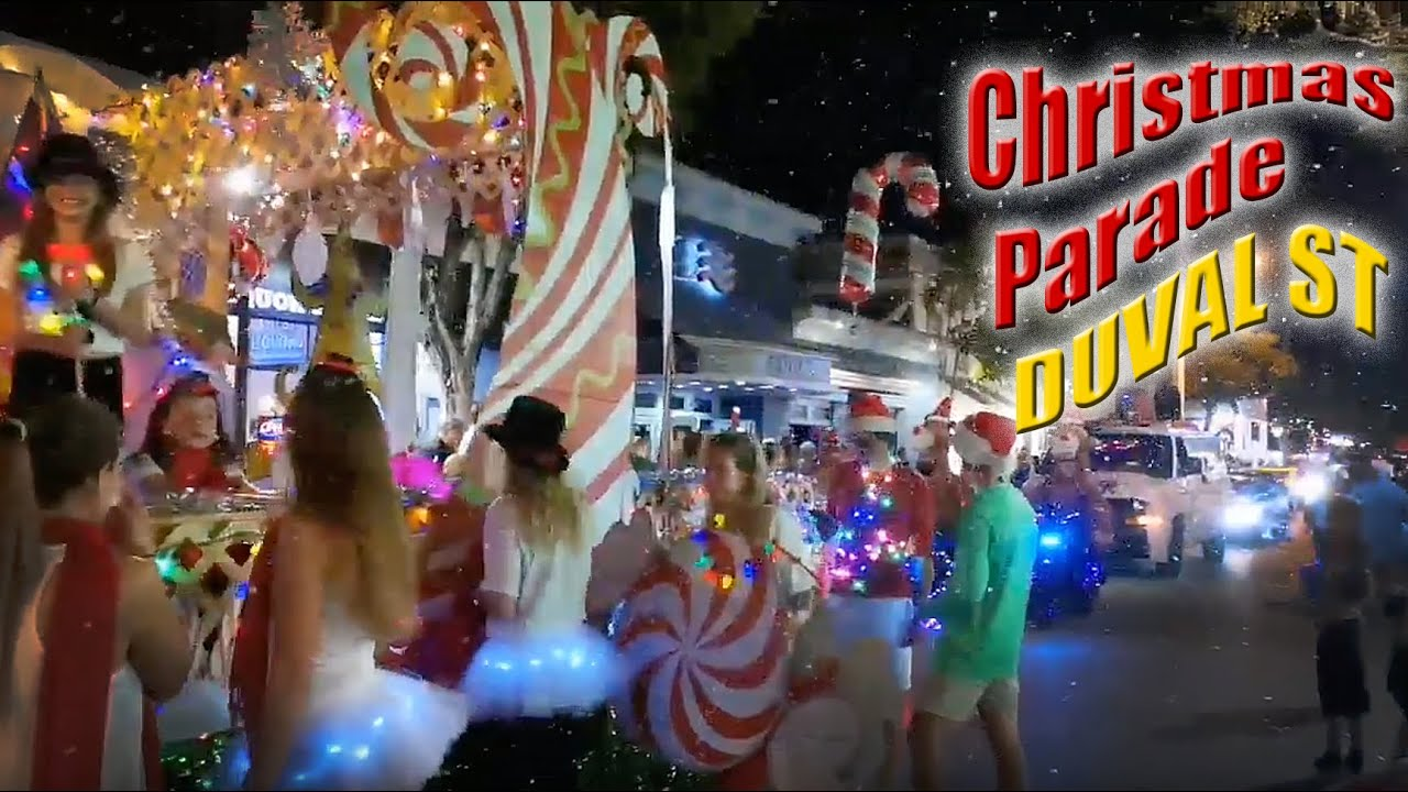 🔴 Key West Christmas Hometown Holiday