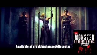 Eminem ft Rihanna The Monster (DJ SCOOTER REMIX)