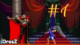 Let's play Castlevania Symphony Of The Night #1- Bloody Rondo