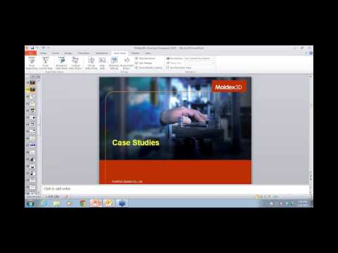 Moldex3D Plastic Flow Analysis Software