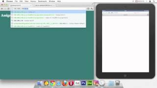 Using localhost on mobile devices with XIP.io