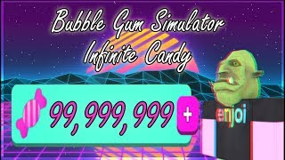 Roblox: Bubble Gum Simulator OP SCRIPT INFINTE CANDY