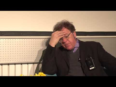 Iain Sinclair and Jonathan Meades in Conversation, Oxford Brookes University, March 2013