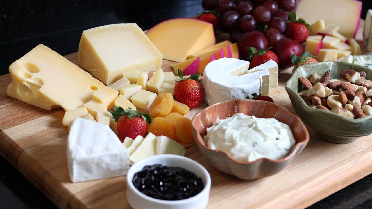 Como montar e calcular quantidade de tábua de frios/queijos