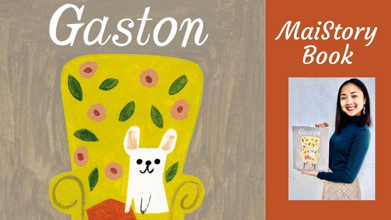 gaston by kelly dipucchio an interactive read aloud book for kids