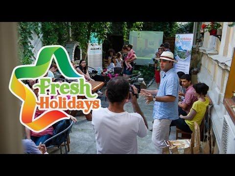 Fresh Holidays - Calatorie Virtuala in Costa Rica