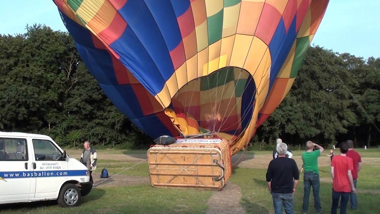 luchtballon hotairballoon ph-cgz colmschate 14-07-2013 ...
