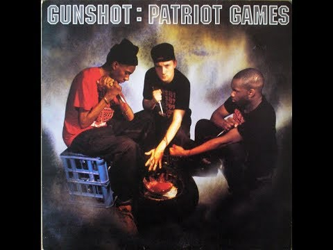 GUNSHOT - Patriot Games - 1993 - [Full Album] UK
