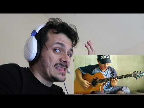 Europe - Carrie (fingerstyle Cover) Reaction