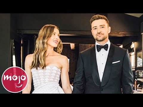 Top 10 Times Justin Timberlake & Jessica Biel Made Us Believe in Love Mp3