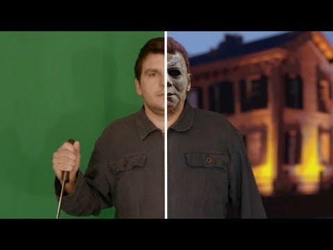 Michael Myers Transformation - Man turn into Michael Myers (Halloween 2018) VFX Breakdown