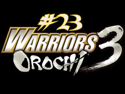 Warriors Orochi 3: Part 23: Zhou Tai's Big Star Weapon