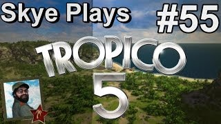 Tropico 5 Gameplay: Part 55 ► Mission 13: Leon must die! ◀Campaign Walkthrough and Tips [PC]