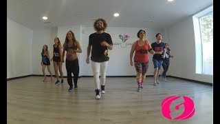 La Mala y la Buena - SALSATION® Choreography by J.L. Garrido - Alex Sensation Feat. Gente de Zona