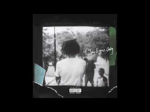 J Cole  4 Your Eyez Only Full Album