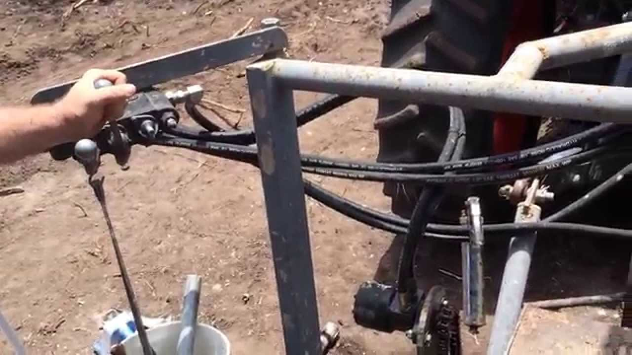 Homemade water well drilling part rig test doovi