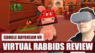 Must have or better avoid? Find out! - Virtual Rabbids: The Big Plan Review on Google Daydream VR