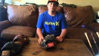 What's in my baseball bag 2014-2015 season