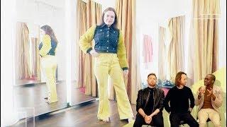 vorher-nachher: Vom Basic Style zum Glamour Look!