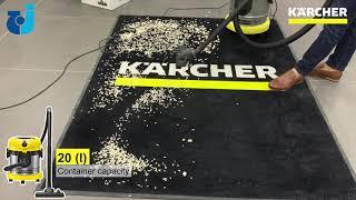 KARCHER VC 1800 - MULTI-PURPOSE VACUUM CLEANER