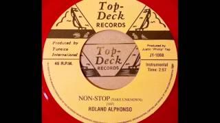 ROLAND ALPHONSO - Non Stop [1965]