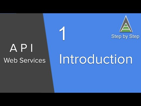 Web Services Beginner Tutorial 1 - Introduction - What is a Web