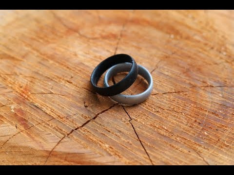 Silicone Wedding Rings: Better Than Metal?