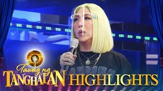Vice Ganda gives tips how to create an effective Business Name   Tawag ng Tanghalan