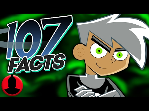 107 Danny Phantom Facts YOU Should Know! Feat. Butch Hartman (107 Facts S5 E11) | ChannelFrederator