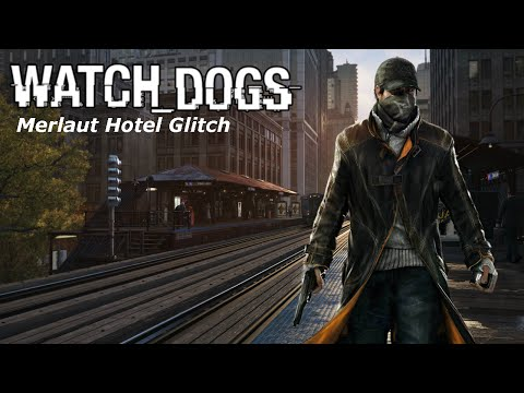 Watch Dogs - Merlaut Hotel Glitch