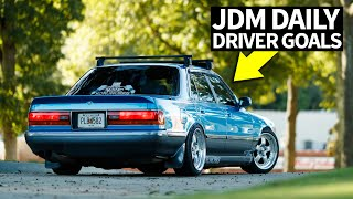 The Perfect Classic JDM Daily? Super Clean, 90s Spec, 1JZ Powered Toyota Cressida
