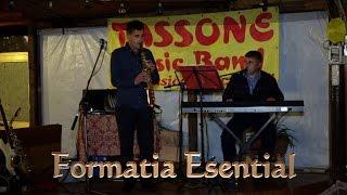 2016 HD Saxofonul si dorul din inima romanului Formatia Essential, Romania - Italia