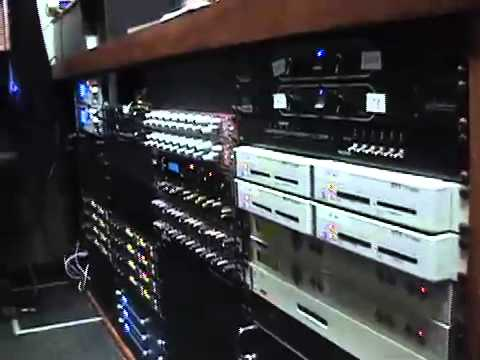 A video tour of ESPN's latest HD broadcast truck, built by NEP