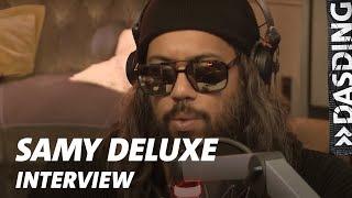 Samy Deluxe im Interview über das SaMTV Unplugged Album, Fremdenhass und die Medien | DASDING