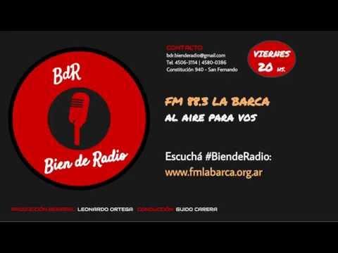 BDR Bien de Radio 26-08-2016 | FM La Barca 88.3