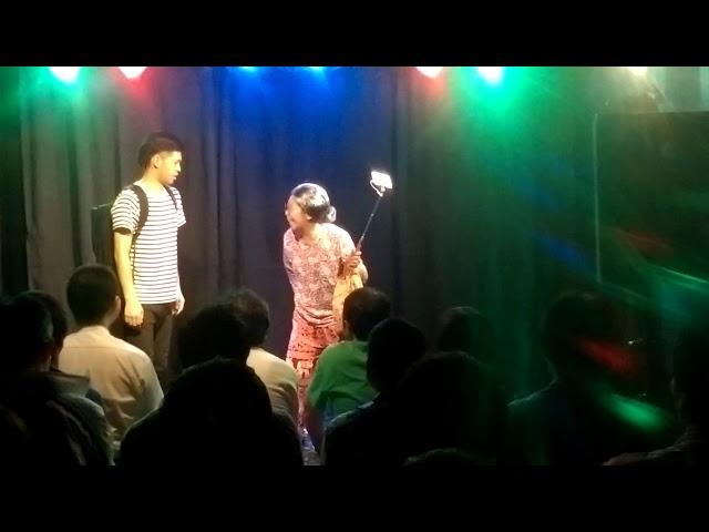 お笑い コント 男子コンビ ハナイチゴ 『スクランブル交差点』