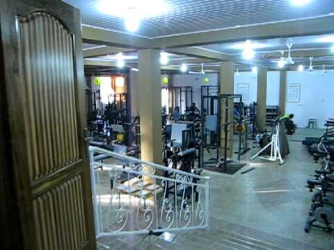Palestra fitness centre Ghana Kumasi Kaasi oct. 2011