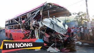 Tai nạn thảm khốc ở Gia Lai, xác người nằm la liệt | Tin nóng 24h