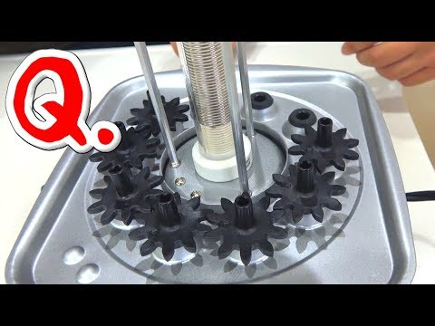 これは何を作る機械でしょう??