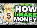 How I Make Money Online in 2018
