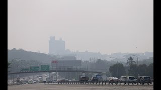 Haze eases, but air quality in Klang Valley, Sarawak still 'unhealthy'