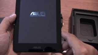Розпакування Планшет-смартфон ASUS FonePad Grey (ME371MG-1B037A)